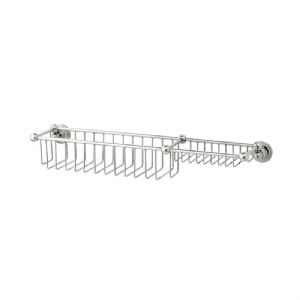 "6962 Perrin & Rowe 510mm (20"") Bottle Basket & Soap Tray"